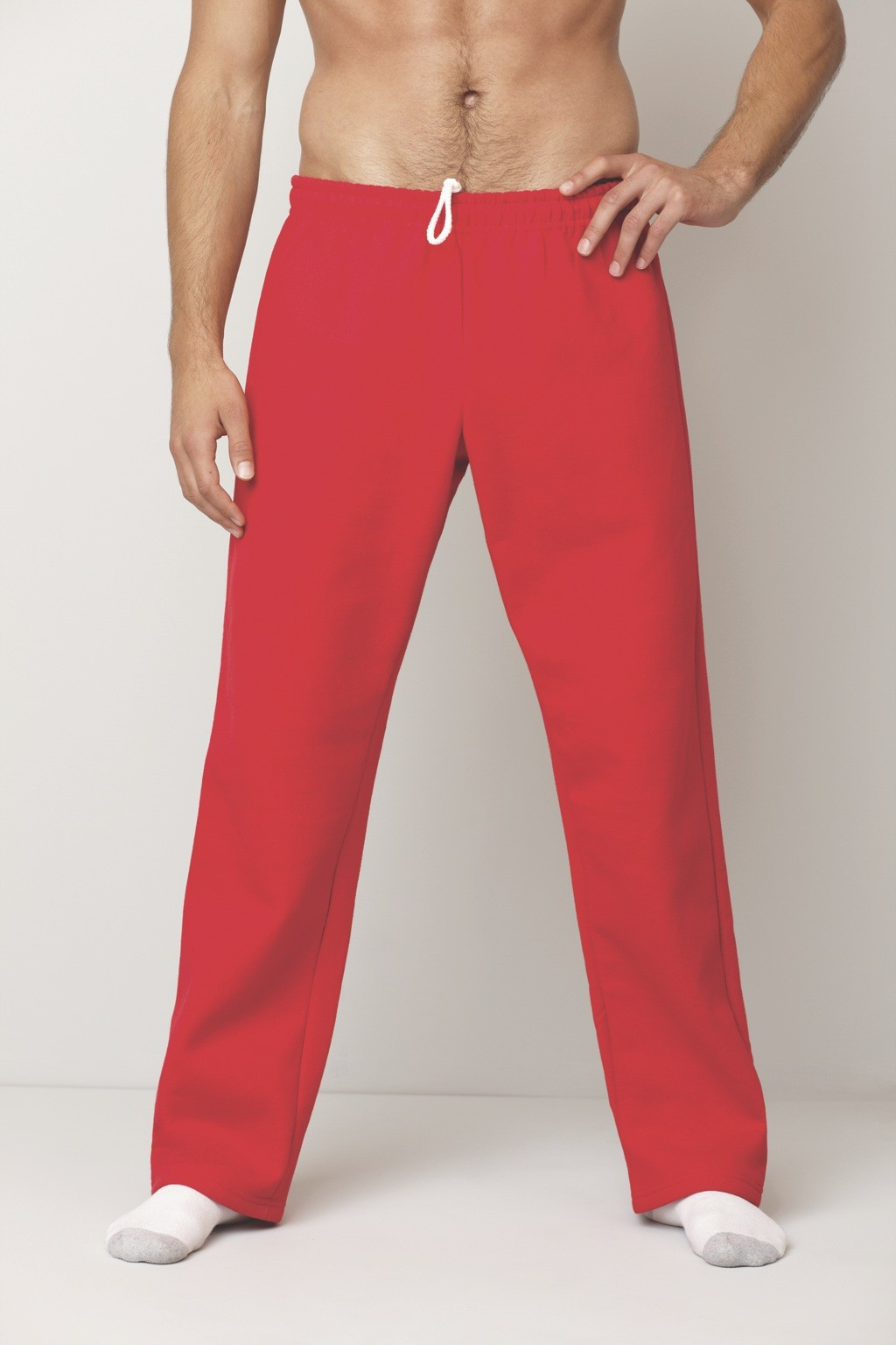 Heavy Blend Open Bottom Sweatpant for him 18400, Gildan