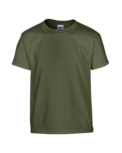 Heavy Cotton Youth T-Shirt 5000B, Gildan