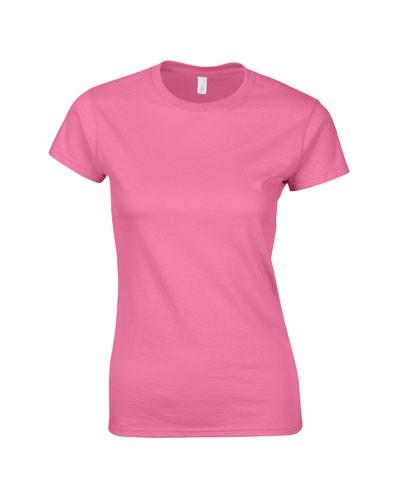 Soft Style Ringspun T-Shirt for her 64000L, Gildan