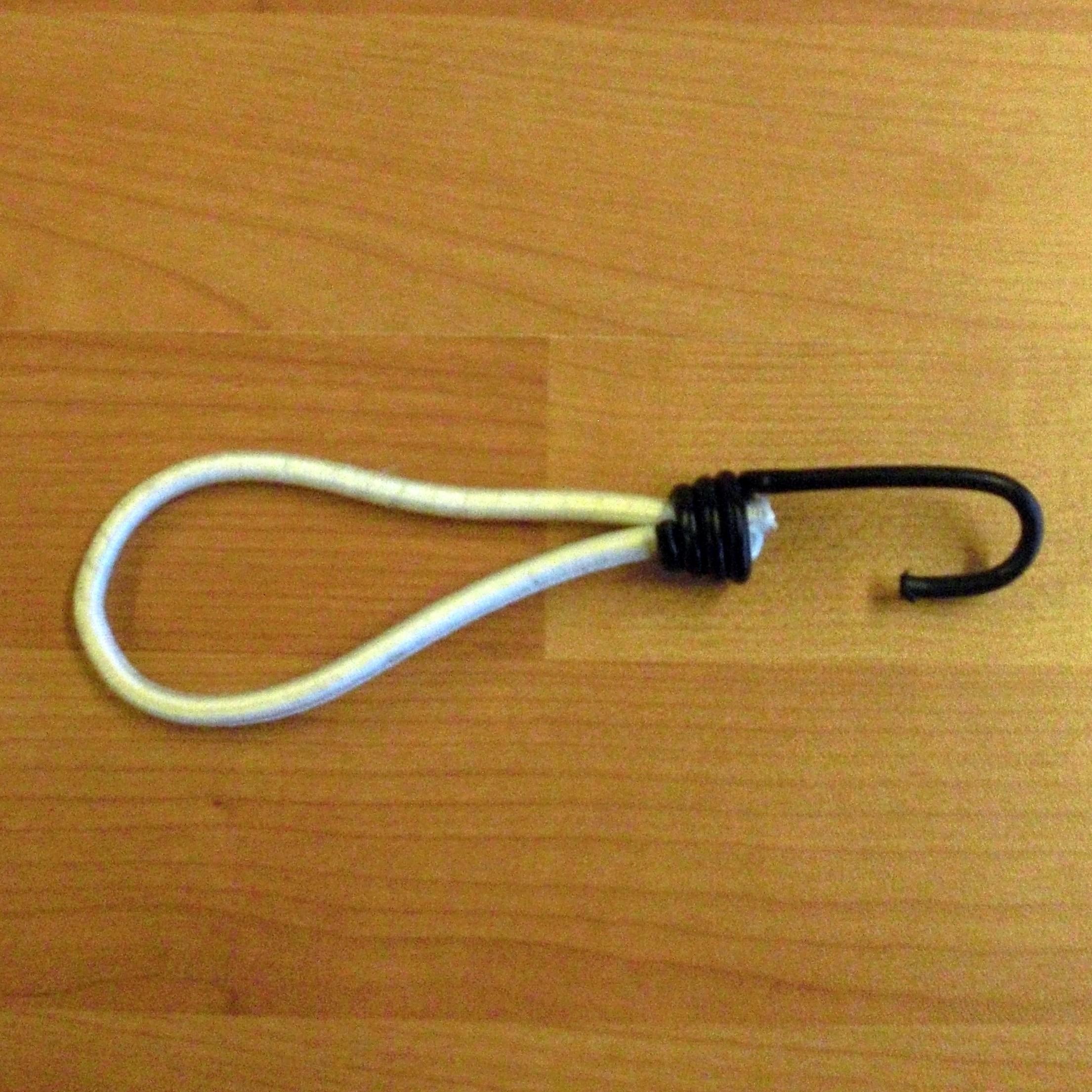 Trapezium elastiek 18 cm