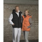 Hooded Bodywarmer unisex 3795, Lemon & Soda